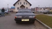 Автомалиновка Volvo 940
