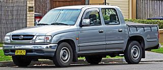Toyota Hilux 2001 года