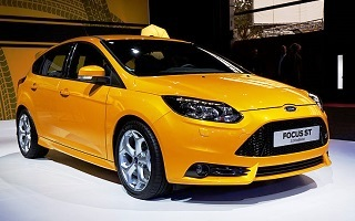 Ford Focus ST 2012 года
