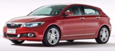 Qoros 3 Cross 2015