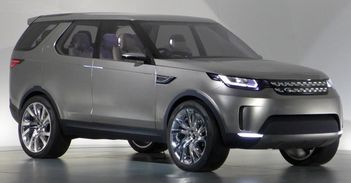 Land Rover Discovery Sport, автомалиновка
