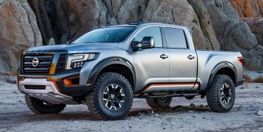 Nissan Titan Warrior