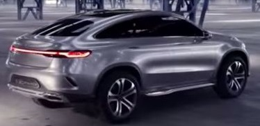 Mercedes-Benz Concept Coupe SUV 2014