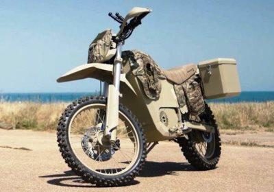 Навооружение русской армии весной поступят электромотоциклы от предприятия «Калашников»