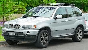 bmw x5 1 поколения